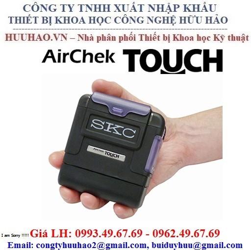 Bơm lấy mẫu khí cầm tay SKC AirChek TOUCH