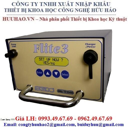 Bơm lấy mẫy khí bụi môi trường không khí SKC Flite 3