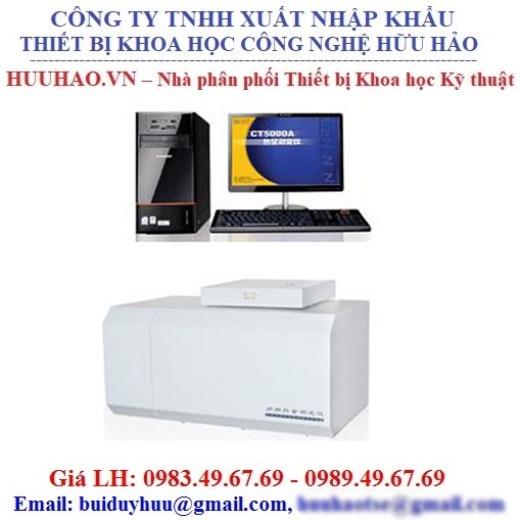Bom nhiệt lượng CT5000A (Máy phân tích nhiệt lượng)