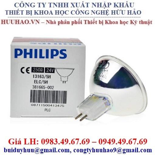 BÓNG ĐÈN PHILIPS 24V 250W 13163