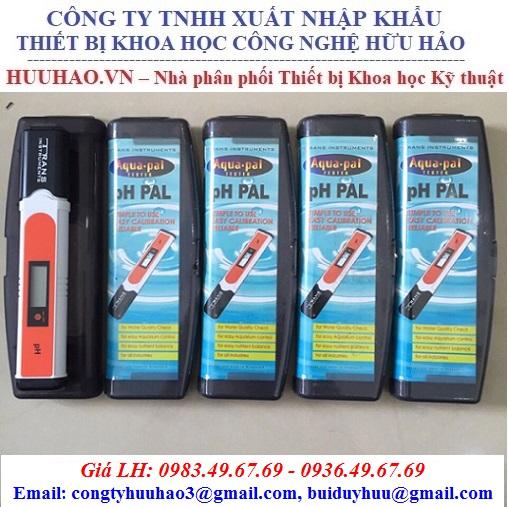 Bảng giá bút đo pH - Máy đo pH dạng bút
