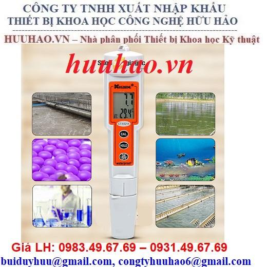 Thiết bị đo pH nước CT 6021A