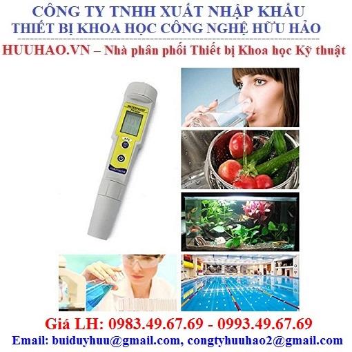 Bút đo pH nước cầm tay pH-618