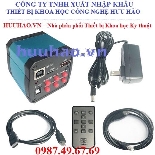Camera kính hiển vi HDMI full HD 14MP