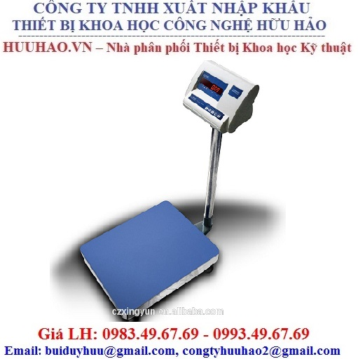 Cân bàn điện tử 60Kg/0.001Kg BL60F