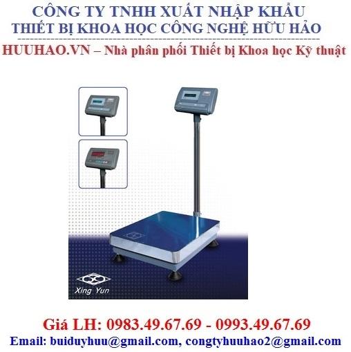 Bảng giá cân bàn điện tử 150Kg/0.001Kg