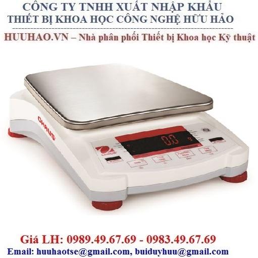 CÂN KỸ THUẬT ĐIỆN TỬ OHAUS Model NVL10000/2