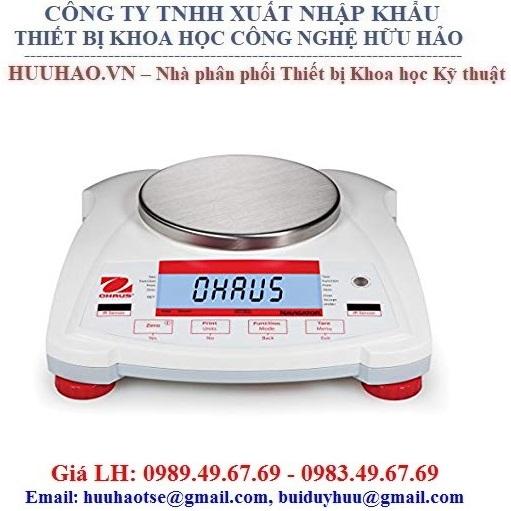 Cân điện tử 2 số lẻ OHAUS Model NV212/2