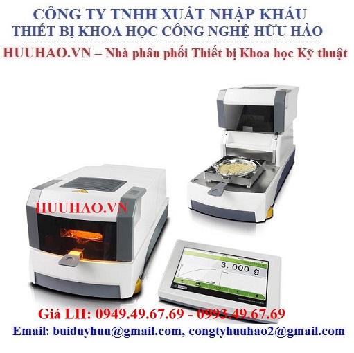 Bảng giá cân sấy ẩm HH-100 MS, HH-100 MS (Plus)