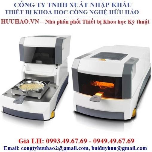 Cân sấy ẩm đèn Halogen 110g XY-100MS Series