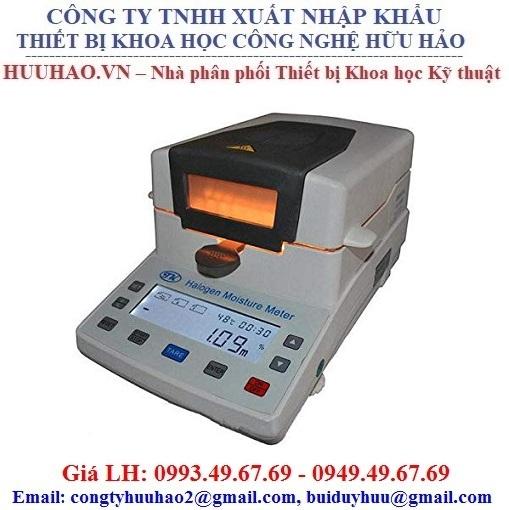 Máy đo độ ẩm vật liệu đèn Halogen XY-105MW