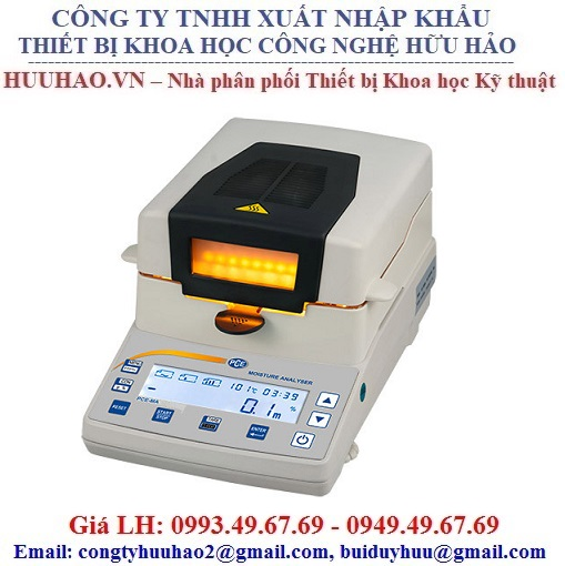 Cân sấy ẩm Halogen XY-110MW 110g/10mg