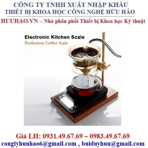 Cân điện tử pha cafe 3kg/5kg/10kg (0.1g)