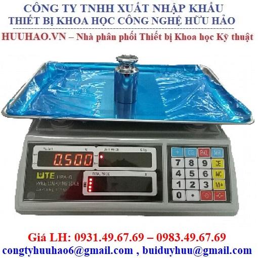 Cân tính tiền điện tử UTE UPA-Q 30kg