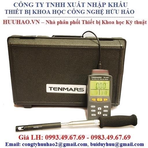 Máy đo tốc độ gió cầm tay Tenmars TM-4002