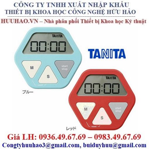 ĐỒNG HỒ ĐÊM NGƯỢC THỜI GIAN TANITA TD-410