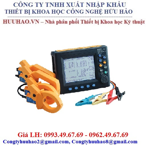 Đồng hồ đo điện đa năng Hioki 3169