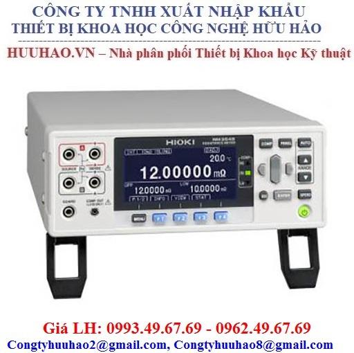 Máy đo điện trở Hioki RM3544-01
