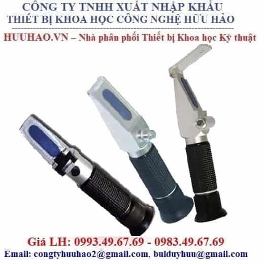 Khúc xạ kế đo dầu cắt gọt LH-T20, LH-T32, LH-T80