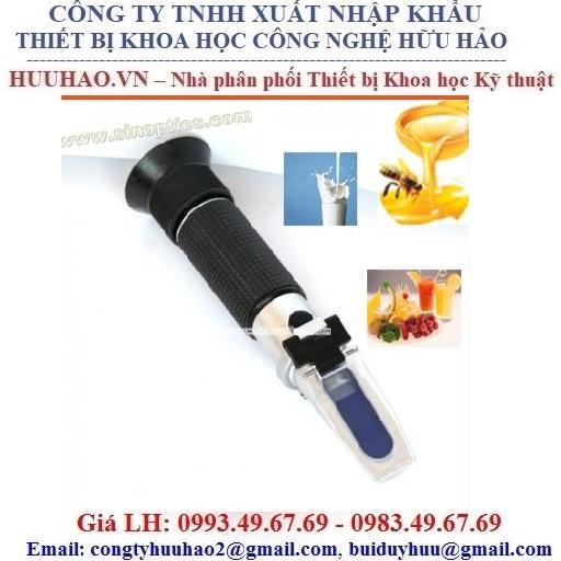 Máy đo độ ngọt và hàm lượng nước trong mật ong RHB-92T