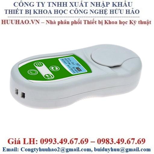 Khúc xạ kế điện tử đo độ ngọt Brix PAL-103