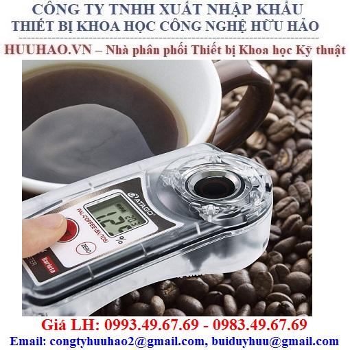 Khúc Xạ Kế Hiện Số Bỏ Túi PAL - PAL-Coffee - ATAGO