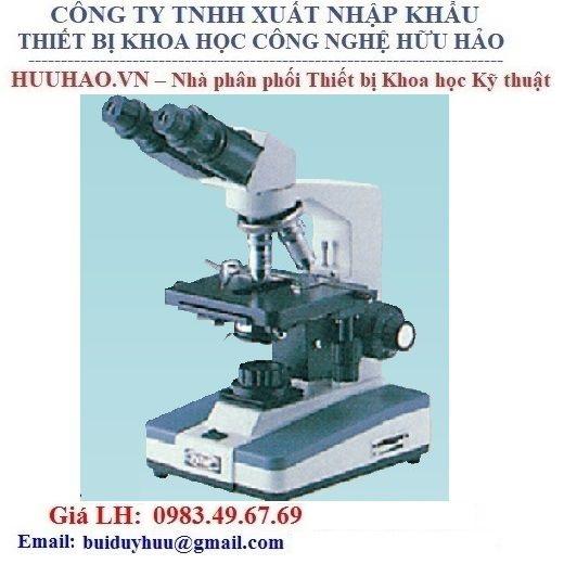 Kính hiển vi sinh học 2 mắt 1600X PB-3320 Gemmy