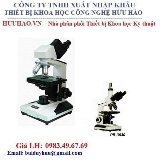 Kính hiển vi sinh học 2 mắt Gemmy PB-3620