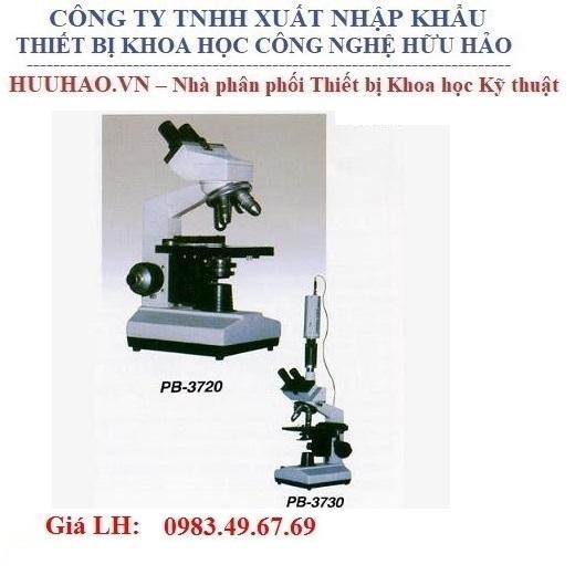 Kính hiển vi sinh học 2 mắt 1600X Gemmy PB-3720