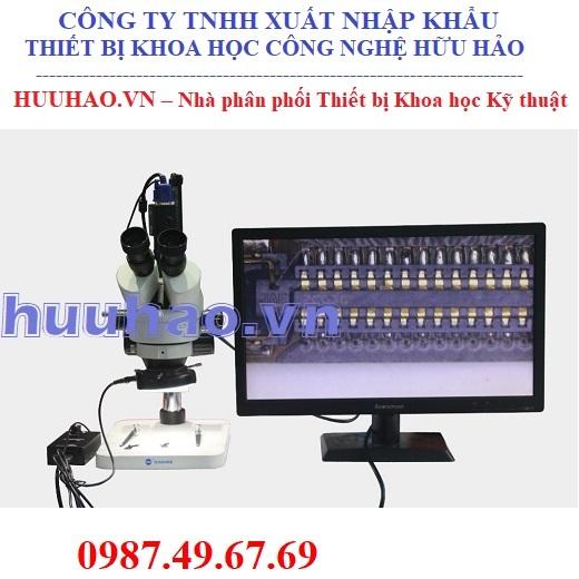실체현미경 SUNNY 줌배율타입 SZMN45T-MST1 (C마운트포함)