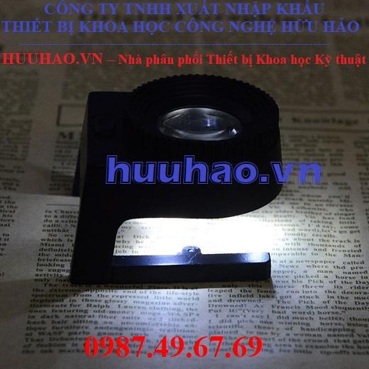Kính lúp soi vải sợi HL-30M