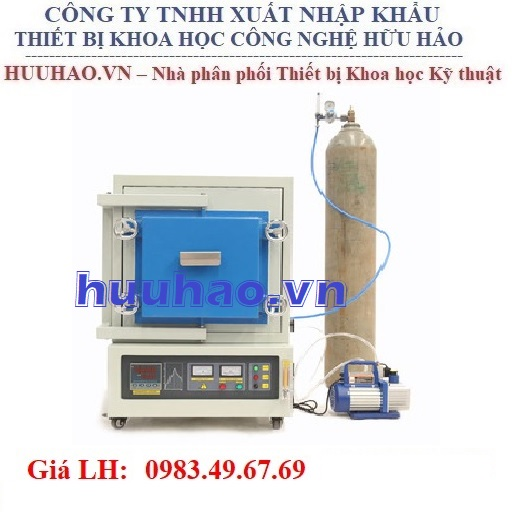 Lò nung chân không 1400 độ SA2-4-14TP