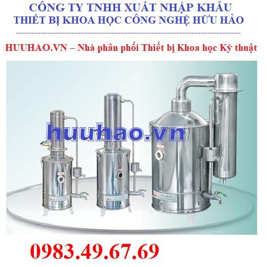 Máy cất nước 5 lít YAZD.5