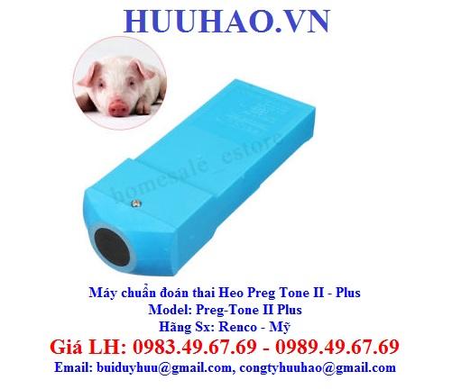 Máy chuẩn đoán thai Heo Preg Tone II - Plus
