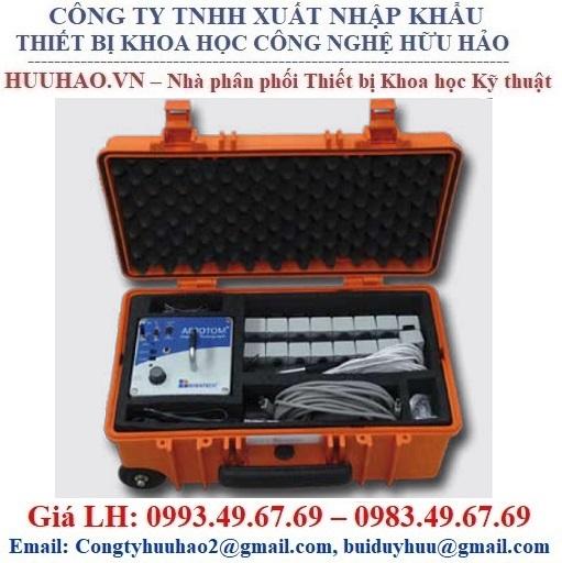 Thiết bị chụp cắt lớp kiểm tra khuyết tật thân gỗ ARBOTOM® (Series 5) ABT05-S