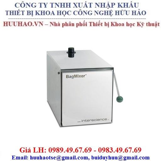 Máy dập mẫu vi sinh cửa inox Bagmixer 400P