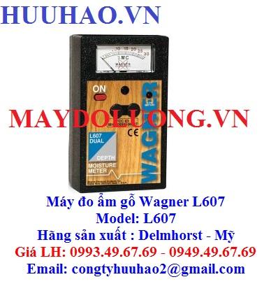 Máy đo ẩm gỗ Wagner L607