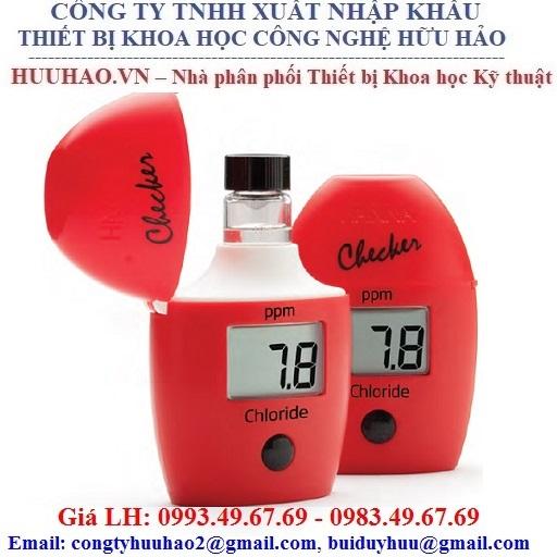 Máy đo Clo dư, Chlorine Hanna HI701, HI711, HI753
