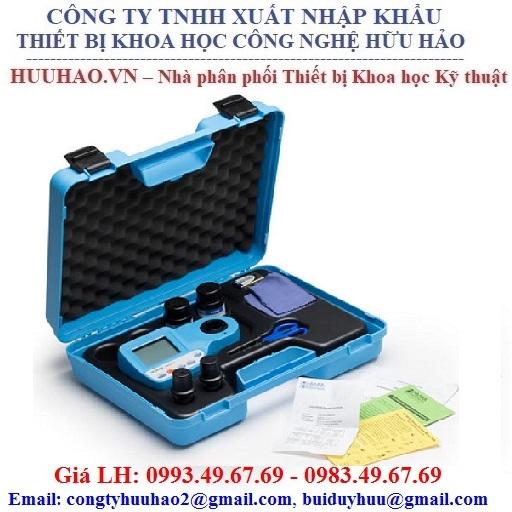 Máy đo Clo dư, Clo tự do HI96701, HI96701C