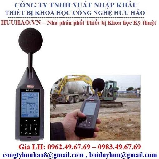 Thiết bị đo độ ồn Kimo DB200