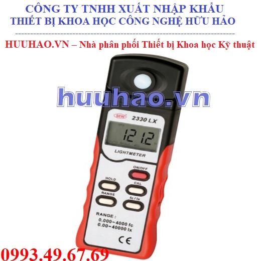 Máy đo cường độ ánh sáng SEW 2330LX