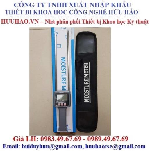 Máy đo độ ẩm các loại hạt nhựa, đất, xà phòng TK-100