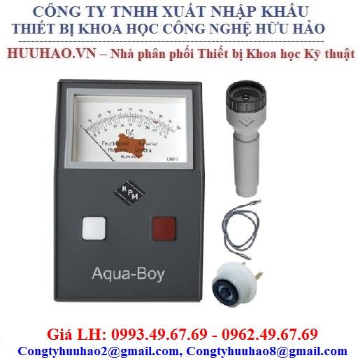 Máy đo độ ẩm da Aqua-Boy LMIII