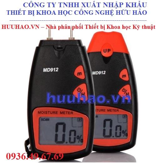 Máy đo độ ẩm gỗ MD912