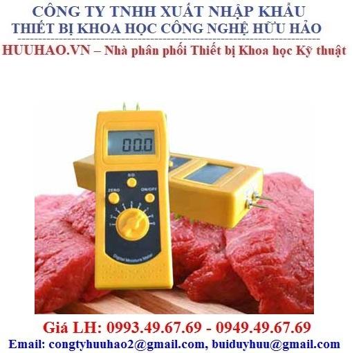 Máy đo độ ẩm cho các loại thịt DM300R
