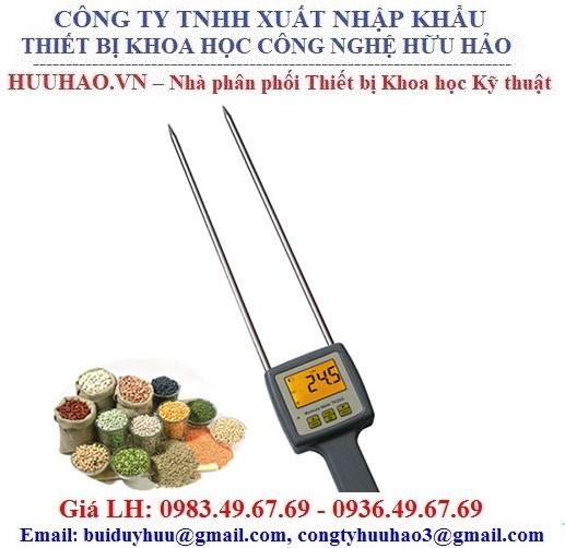 Máy đo độ ẩm nông sản, ngũ cốc, dược liệu các loại hạt TK-25G
