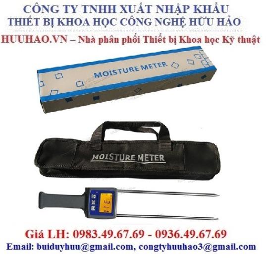 Máy đo độ ẩm mùn cưa - bột gỗ TK-100W