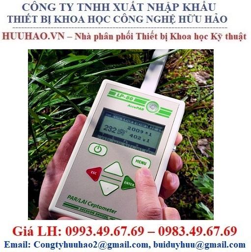 Máy đo mật độ che phủ tán cây ACCUPAR LP-80
