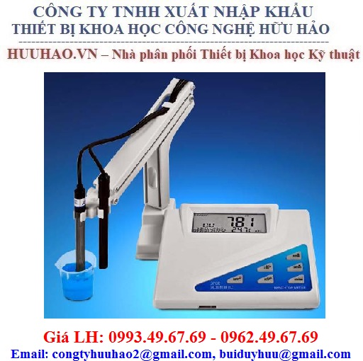 Máy đo độ dẫn/ TDS/ độ mặn để bàn 860032