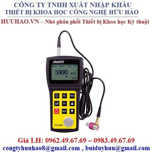 Máy đo độ dày độ chính xác cao Phase II Mỹ UTG-2650